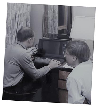 Data Prisma aloitti toimintansa vuonna 1987