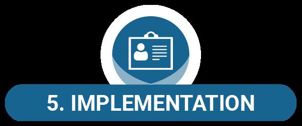Event implementation